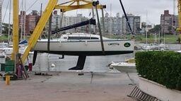 fayd 31 muy equipado para regata y crucero