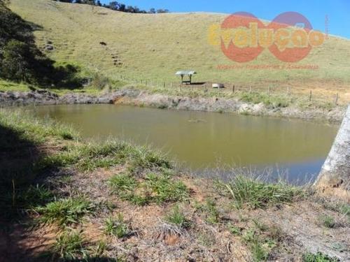 fazenda 100 alqueires - município cambuí-mg - fa0003