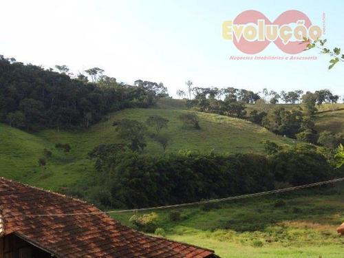 fazenda 20 alqueires - município cambuí-mg - fa0008