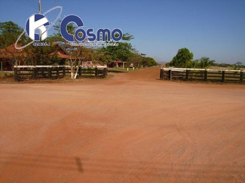 fazenda, a venda, em água boa - mt - fa00071 - 33543441