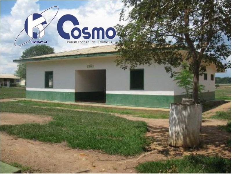 fazenda, a venda, em comodoro mt - fa00021 - 32461299