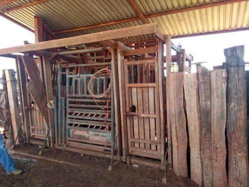 fazenda a venda em coxim - ms (pecuária) - 835