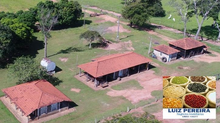 fazenda a venda para pecuária em ribas do rio pardo - ms - 1129