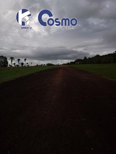 fazenda alto padrão, a venda, a 120 km da cidade de pontes e lacerda - mt - fa00015 - 32315819