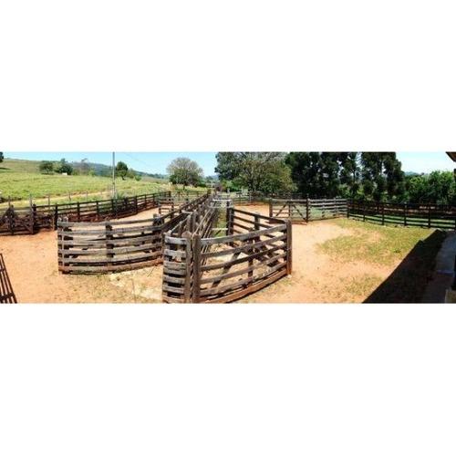 fazenda com 111,3 hectares próximo a varginha, sul de minas