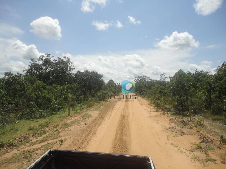 fazenda com 2 dormitórios à venda, 24900000 m² por r$ 12.000.000,00 - jardim imperial - luis eduardo magalhães/ba - fa0005