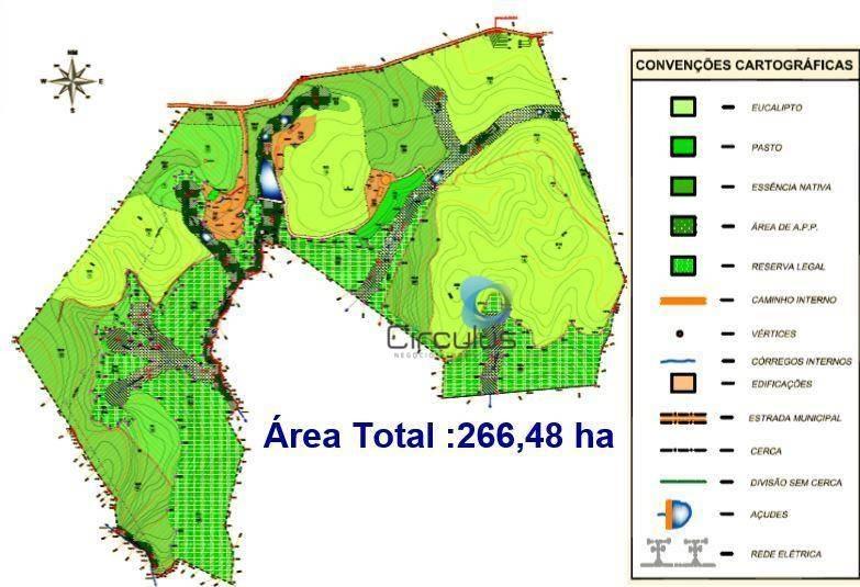 fazenda com 3 dormitórios à venda, 2660064 m² por r$ 10.000.000,00 - zona rural - botucatu/sp - fa0015