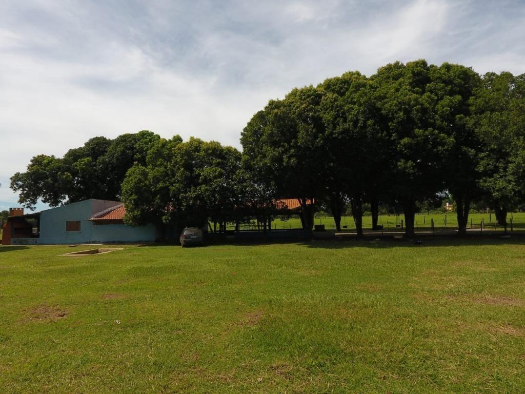 fazenda com 3 dormitórios à venda, 300000 m² por r$ 1.200.000,00 - zona rural - cuiabá/mt - fa0168