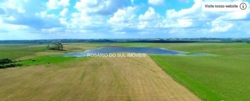 fazenda com 640 hectares em são gabriel - rs