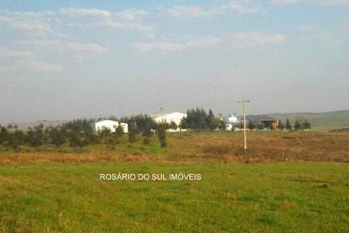 fazenda com 700 hectares entre rosário do sul e cacequi - rs