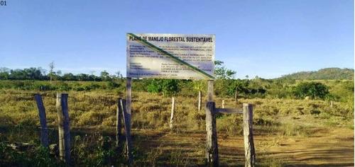 fazenda com 723 alqueires em vila rica/mt - 1071