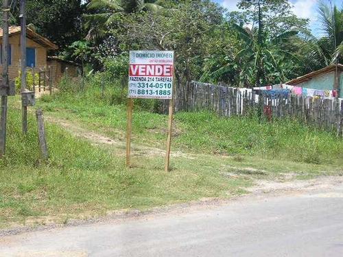 fazenda em são sebastião do passé - ref: 498758