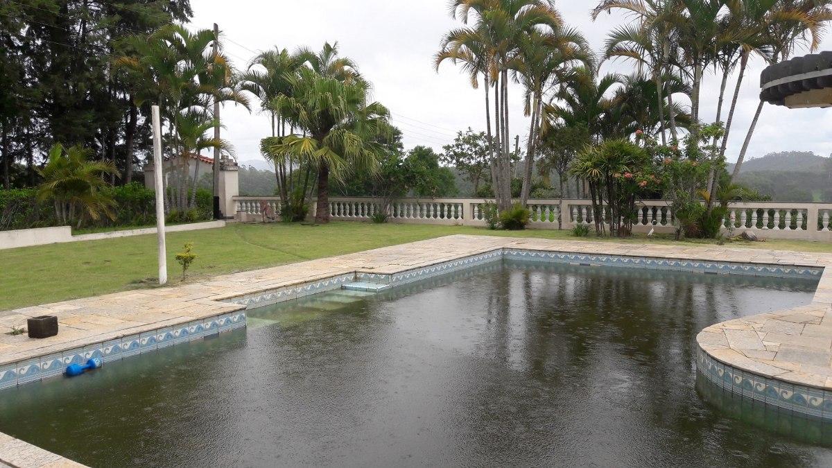 fazenda operante em guararema-área nobre-porteira fechada