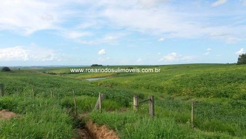 fazenda para soja com 550 hectares em cachoeira do sul - rs