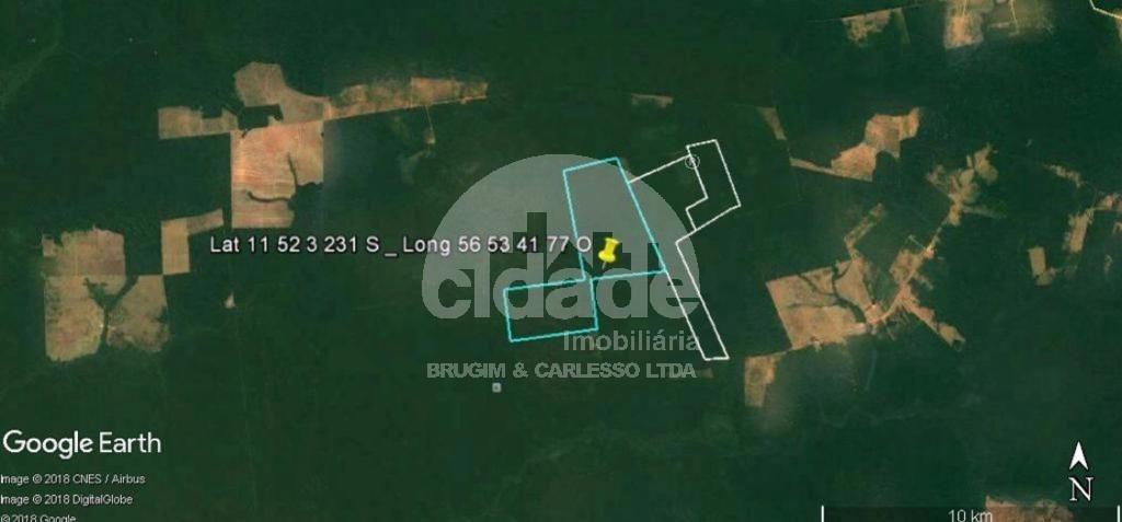 fazenda para venda - 98520.002