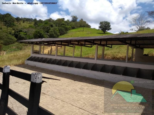 fazenda para venda em canhotinho, zona rural - fz-028