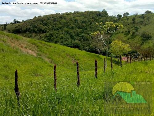 fazenda para venda em canhotinho, zona rural - fz-075