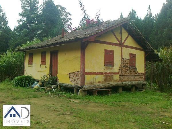 fazenda para venda em nova friburgo, vargem alta, 2 dormitórios, 1 banheiro - 162_2-167628