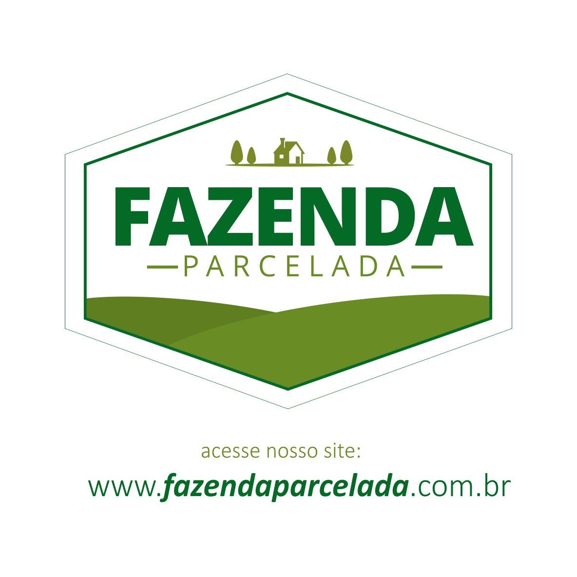 fazenda parcelada prazo  r$ 250,00 mensal