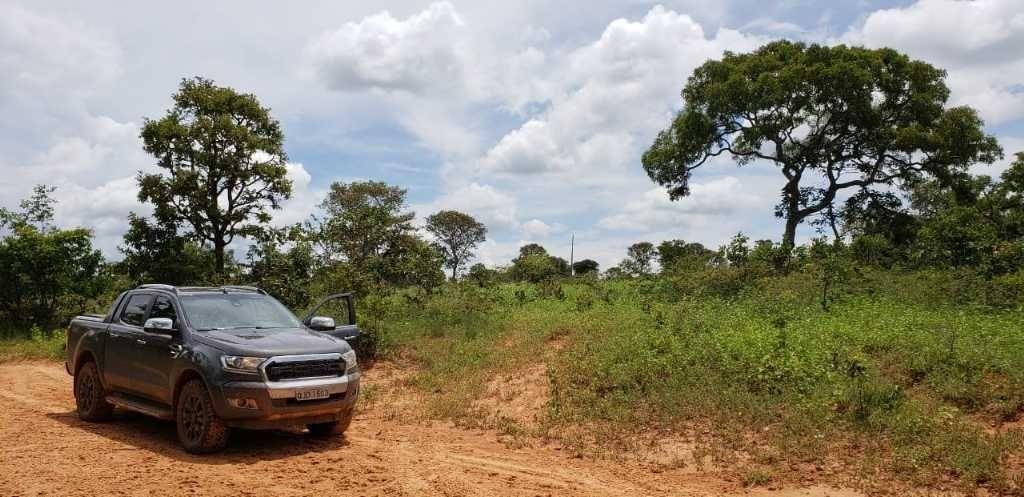 fazenda plana a venda em brasília de minas - mg 482 hectares. - 1307