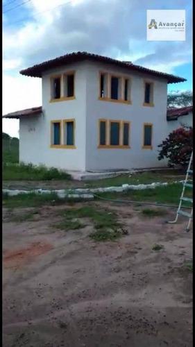 fazenda rural à venda, distrito de ameixa, cumaru. - fa0001