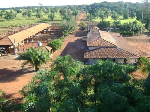 fazenda rural à venda em barrado garças-mt - fa0227