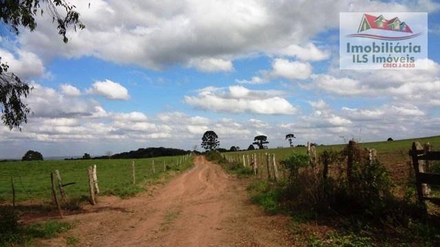 fazenda rural à venda, passa dois, lapa. - fa0011
