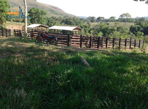 fazenda rural à venda, rural, pirenópolis. - fa0029