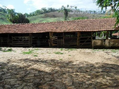 fazenda rural à venda, secretário, petrópolis. - fa0012