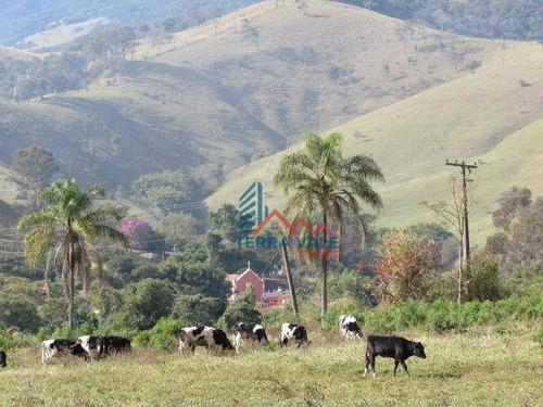 fazenda rural à venda, zona rural, passa quatro. - fa0002