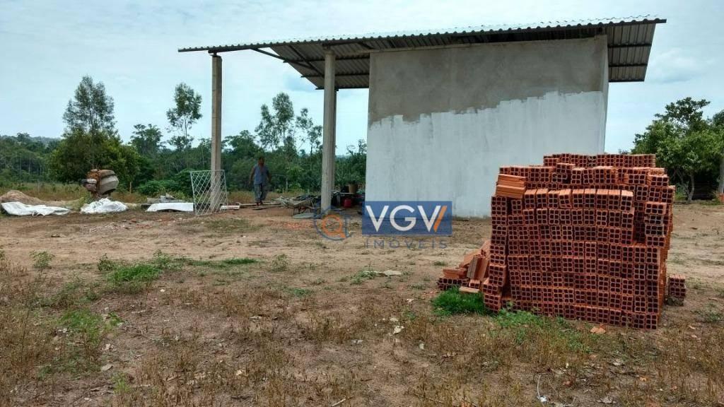 fazenda rural à venda, zona rural, pimenta bueno - fa0001. - fa0001