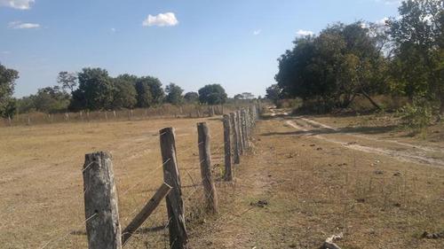 fazenda rural à venda, zona rural, santo antônio do leverger mt! - fa0030