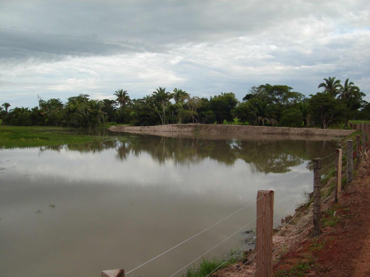fazenda vale do araguaia 6000 hectares