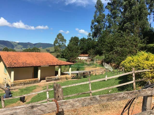 fazenda à venda, 400000 m² por r$ 1.795.500,00 - souzas - monteiro lobato/sp - fa0004