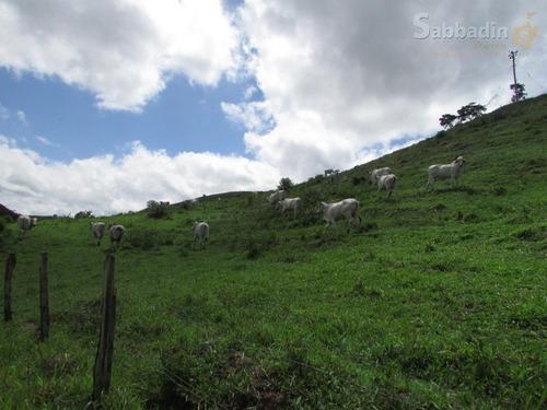 fazenda à venda, 459800 m² por r$ 750.000 - secretário - petrópolis/rj - fa0042