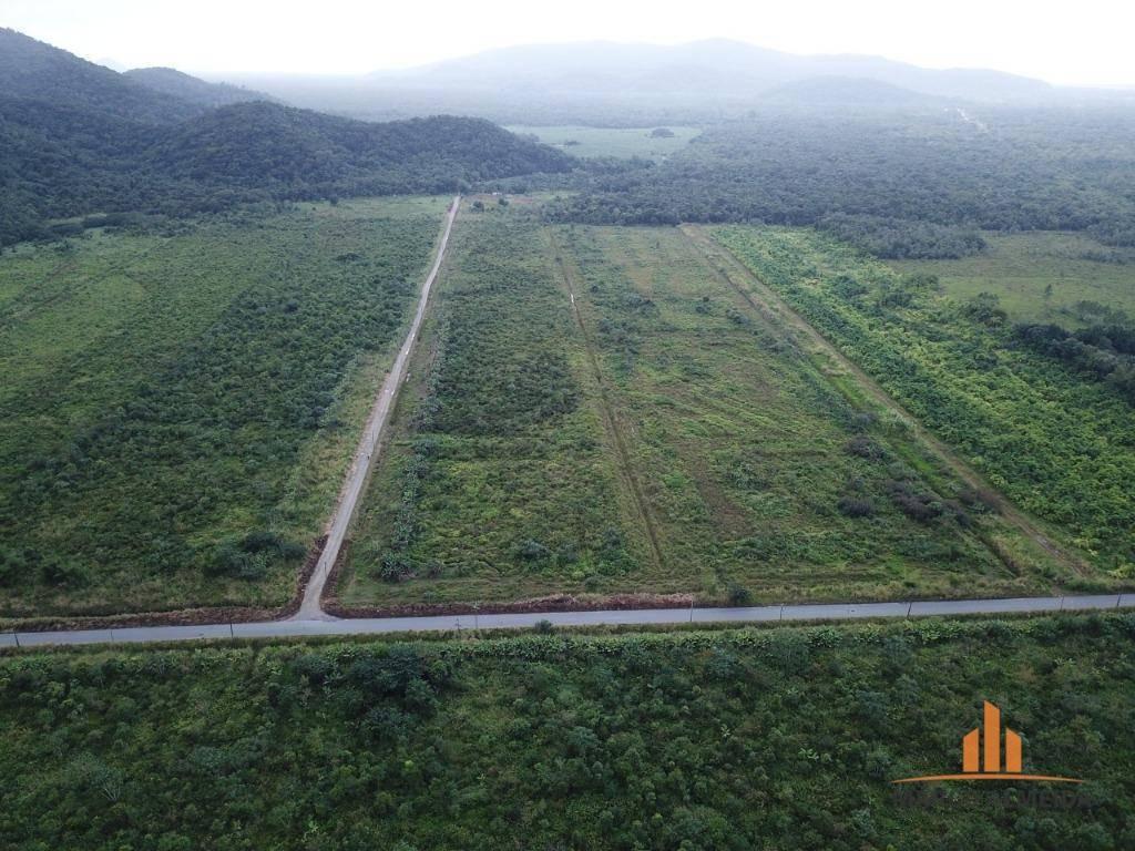 fazenda à venda, 800000 m² por r$ 3.600.000 - cidade jardim coronel - itanhaém/sp - fa0001