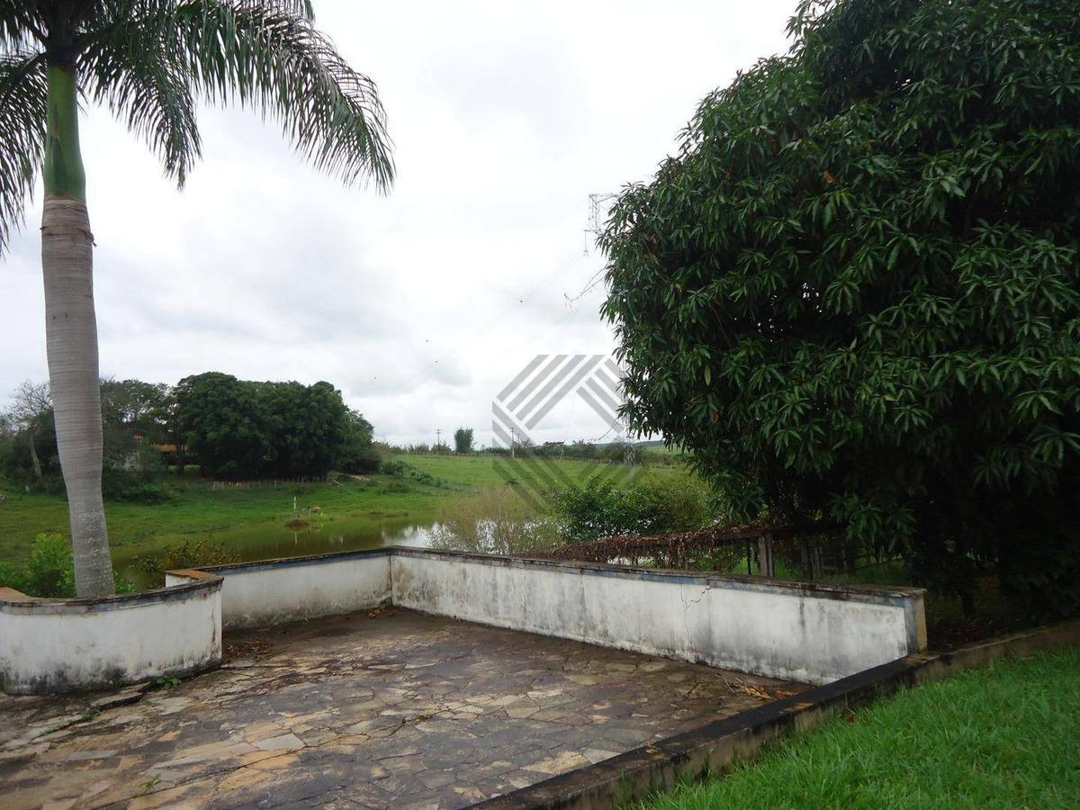 fazenda à venda, 968000 m² por r$ 4.200.000,00 - zona rural - sarapuí/sp - fa0006