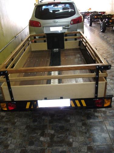 fazendinha carga e moto/ carreta mista