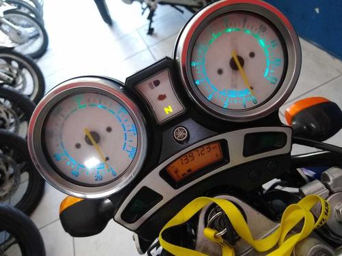 fazer 250 2007 linda moto ent 1.000 12 x $ 623 rainha motos