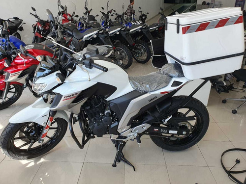 fazer 250 abs 2019 moto fretista 0 km