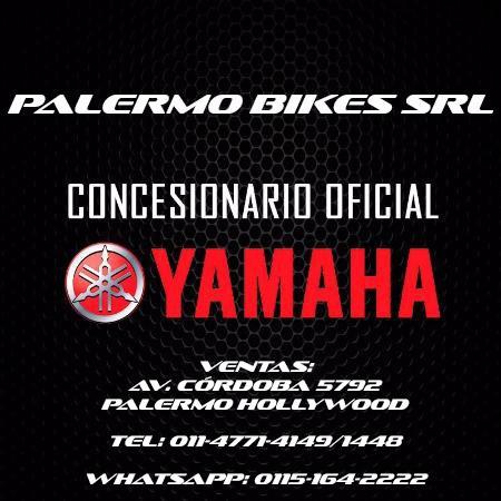 fazer fi 2.0 yamaha 2018 entrega inmediata + palermo bikes