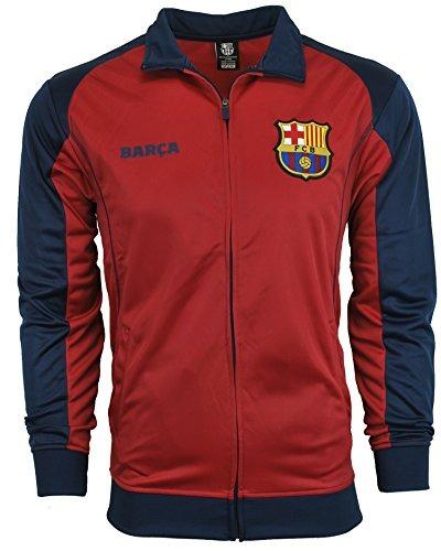 Fc Barcelona Chaqueta Mercancía Pista De Fútbol Tamaños Adul ... 0855926a88b