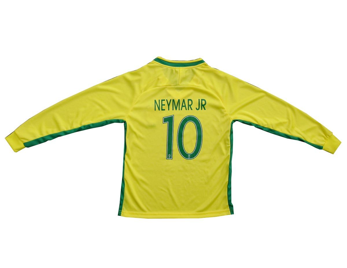 best sneakers 0e7ff 1f12a Fcb Brasil Neymar Jr #10 El Hogar De Fútbol De Fútbol Jersey
