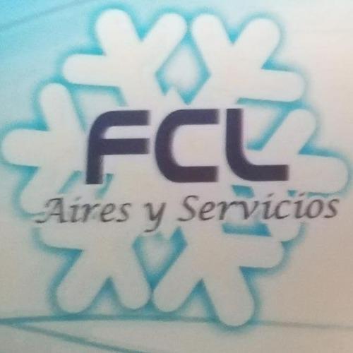 fcl aires y servicios