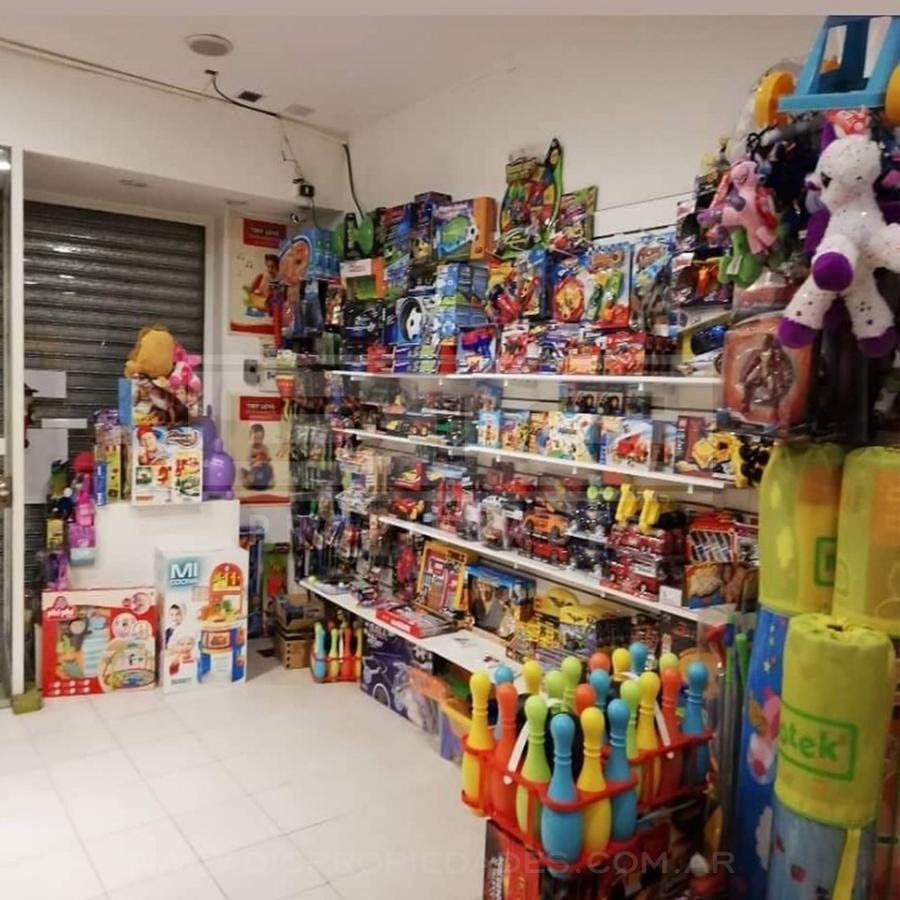 fdo de comercio: libreria   jugueteria - bajo alquiler//sin exp - san isidro