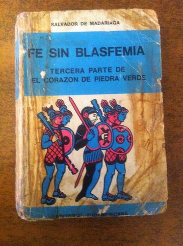 fe sin blasfemia