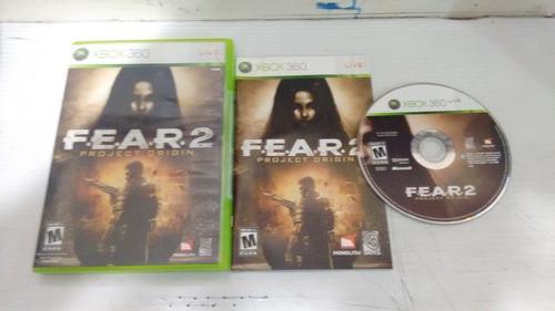 fear 2 completo para xbox 360,excelente titulo