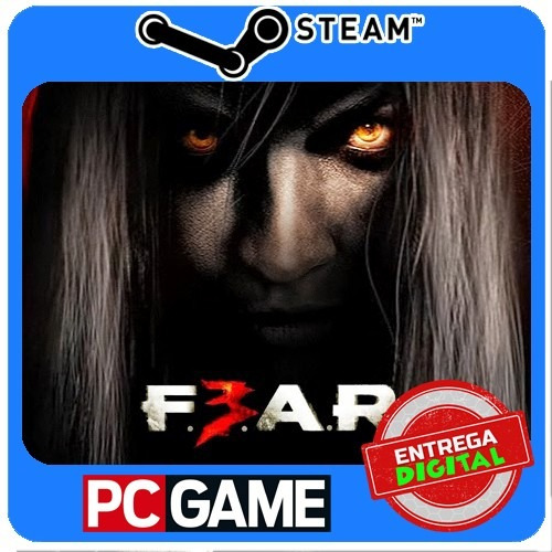 f.e.a.r. 3 pc steam cd-key global fear 3