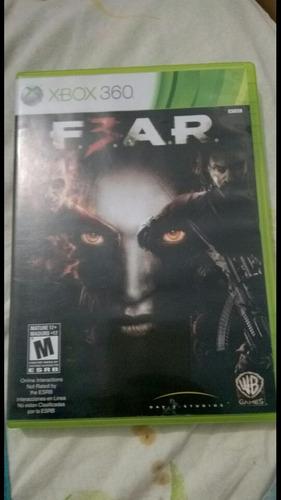 fear 3 xbox 360
