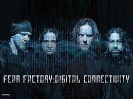 fear factory conectivity dvd original